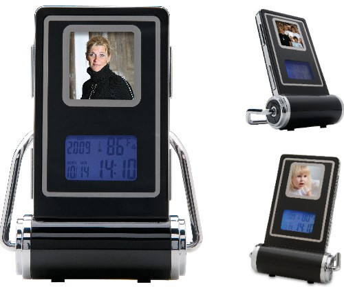 Digitaler Bilderrahmen 4in1