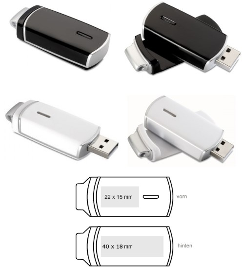 USB-Stick-Flash